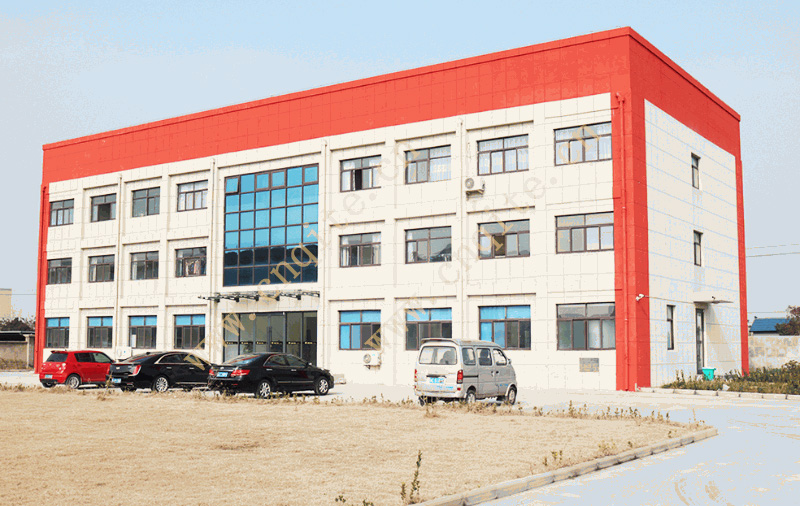 Factory office building