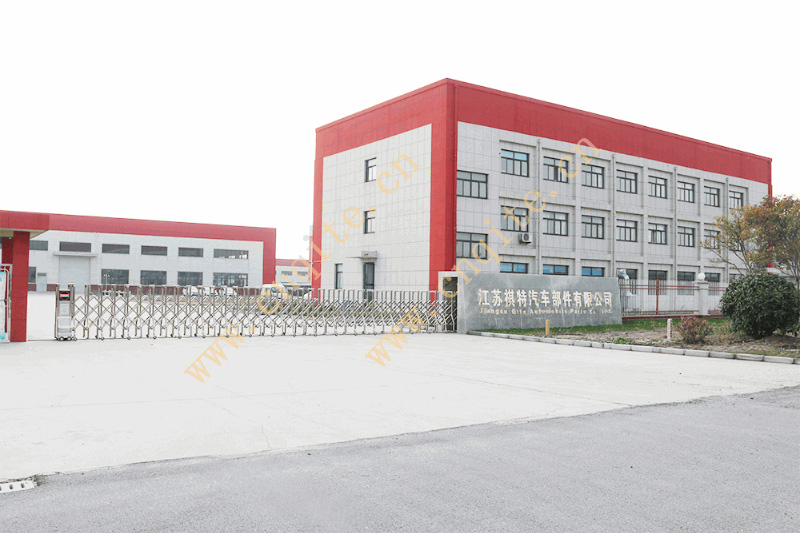 The factory gate