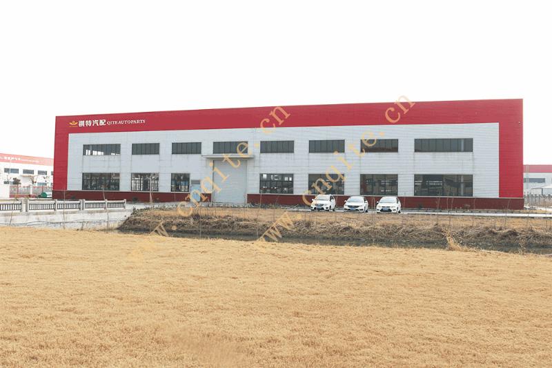 Factory production workshop building